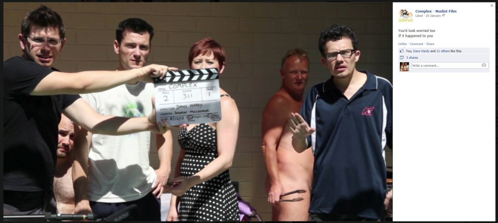 Complex - Nudist Short Film (2/4)