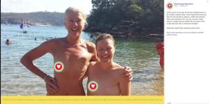 Sydney Skinny 2014 breast cancer survivors