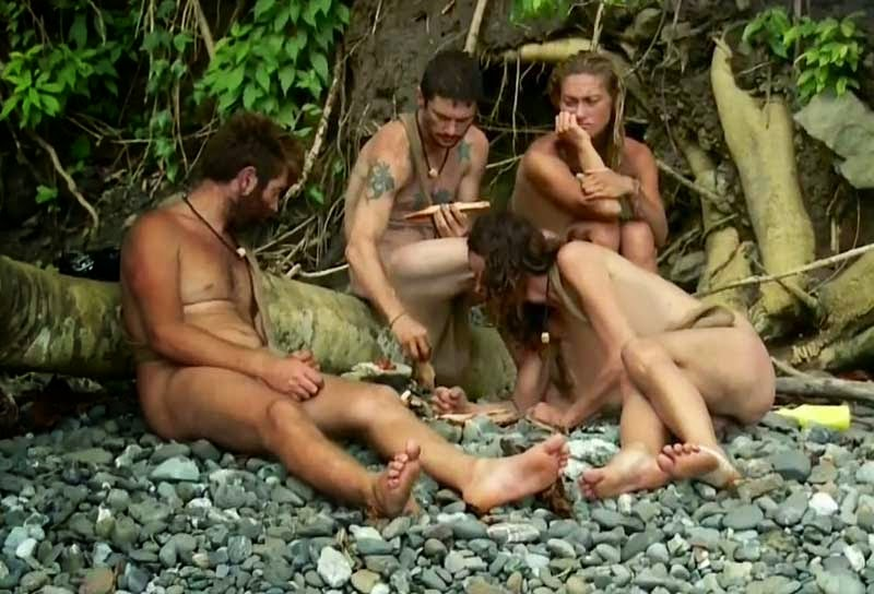 Naturist Living Show podcast: Naked And Afraid + History of Aussie Nudism (1/2)